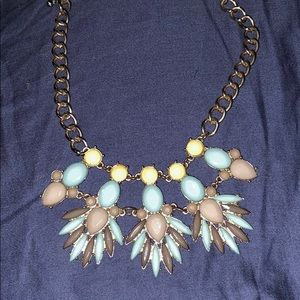 Statement piece necklace